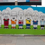 World Cup Related Local Art