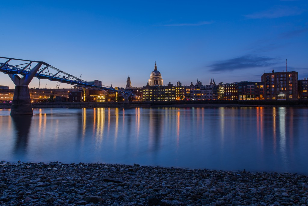 St Pauls from Bankside